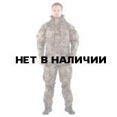 Костюм KE Tactical Горка-5 рип-стоп с налокотниками и наколенниками mandrake