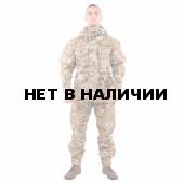 Костюм KE Tactical Горка-5 рип-стоп с налокотниками и наколенниками multicam