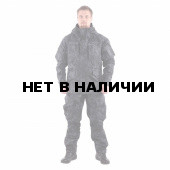Костюм KE Tactical Горка-5 рип-стоп с налокотниками и наколенниками питон черный