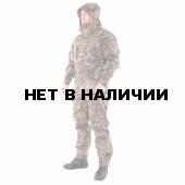 Костюм KE Tactical Горка-5 со съемной флисовой жилеткой рип-стоп с налокотниками и наколенниками mandrake