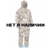 Костюм Горка-V Huntsman демисезонный, рип-стоп на флисе, цвет - Туман