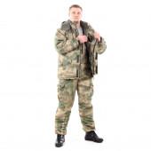Костюм KE Tactical Горка-Зима Active мембрана мох