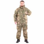 Костюм KE Tactical Горка-Зима облегченный мембрана мох