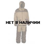 Костюм Горка V Huntsman из палаточной ткани с накладками из греты, цвет – хаки