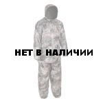 Костюм Склон-2 Huntsman, влагозащитный, таффета рип-стоп, цвет –, камуфляж Лабиринт