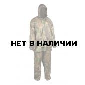 Костюм Склон-2 Huntsman, влагозащитный, таффета рип-стоп, цвет – Лес