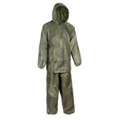 Костюм Склон-2 Huntsman, влагозащитный, таффета рип-стоп, цвет – зеленый