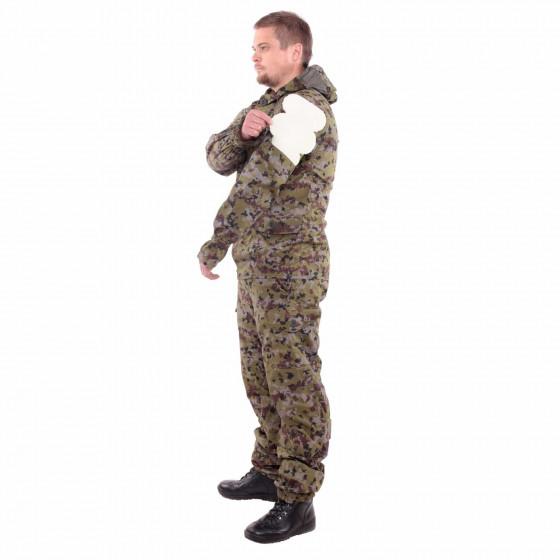 Костюм KE Tactical Снайпер-1 с налокотниками и наколенниками пограничная цифра