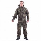 Костюм KE Tactical Снайпер-2 анорак рип-стоп с налокотниками и наколенниками mandrake