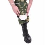 Костюм Снайпер-2 рип-стоп с налокотниками и наколенниками typhon