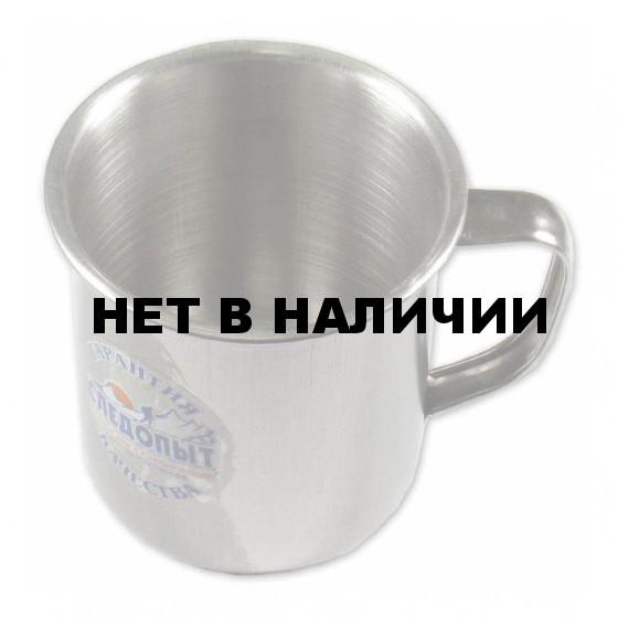 Кружка Следопыт 500 мл нерж. сталь