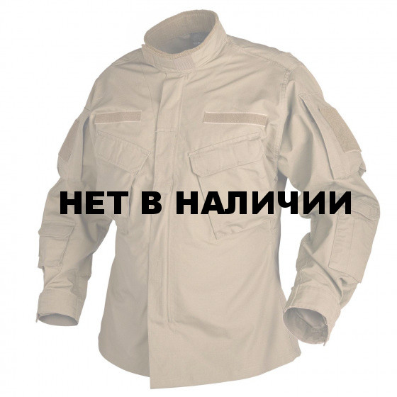 Куртка Helikon-Tex CPU PolyCotton coyote