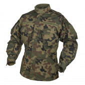 Куртка Helikon-Tex CPU PolyCotton PL Woodland
