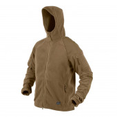 Куртка Helikon-Tex Cumulus флисовая Coyote