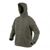 Куртка Helikon-Tex Cumulus флисовая Taiga Green