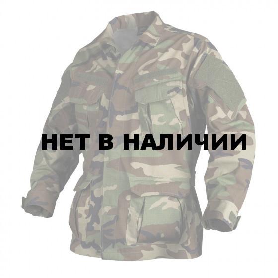 Куртка Helikon-Tex SFU Next PolyCotton рип-стоп woodland