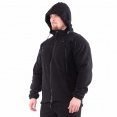 Куртка Keotica флисовая черная