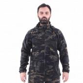 Куртка Keotica флисовая multicam black
