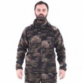 Куртка Keotica флисовая тигр