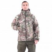 Куртка Keotica Маламут мембрана multicam
