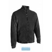 Куртка флисовая Байкал Huntsman, Polar Fleece, цвет – черный