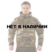 Куртка флисовая Huntsman Камелот multicam