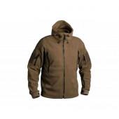 Куртка флисовая Камелот Huntsman, Polar Fleece, цвет – коричневый