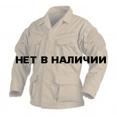 Куртка Helikon-Tex SFU Next PolyCotton рип-стоп coyote