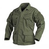 Куртка Helikon-Tex SFU Next PolyCotton рип-стоп olive green