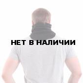 Шарф Keotica морской флисовый черный