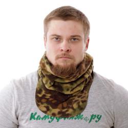 Морской шарф Keotica флисовый mandrake