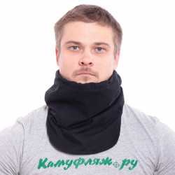 Морской шарф Keotica мембрана на флисе черный