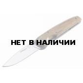 Нож ПП Кизляр Байкер-2 AUS-8 рукоять дерево складной