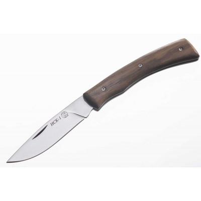Нож ПП Кизляр НСК-1 AUS-8 рукоять дерево складной