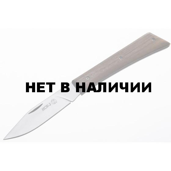 Нож ПП Кизляр НСК-2 AUS-8 рукоять дерево складной