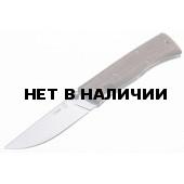 Нож ПП Кизляр Стерх AUS-8 рукоять дерево складной