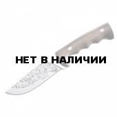 Нож ПП Кизляр разделочный Скиф AUS-8 полированный с фиксированным клинком
