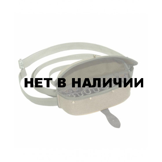 Патронташ-сумка Aquatic охотника ПО-06 на 16 патронов