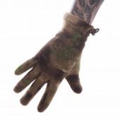 Перчатки Keotica флисовые мох