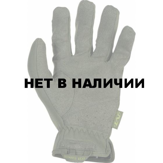Перчатки Mechanix Wear тактические Fastfit TAB Glove olive drab