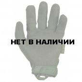 Перчатки Mechanix Wear тактические Original olive drab