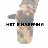 Перчатки-варежки Keotica флисовые mandrake