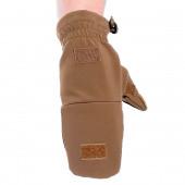 Перчатки-варежки Keotica Softshell coyote