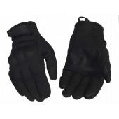 Перчатки VoenPro тактические со скрытой защитой черные