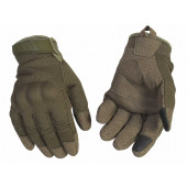 Перчатки VoenPro тактические со скрытой защитой олива