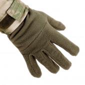 Перчатки Keotica флисовые олива