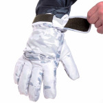 Перчатки Keotica мембрана на флисе multicam alpine