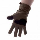 Перчатки Keotica Softshell олива