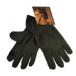 Перчатки NordKapp fleece JAHTI green 844G
