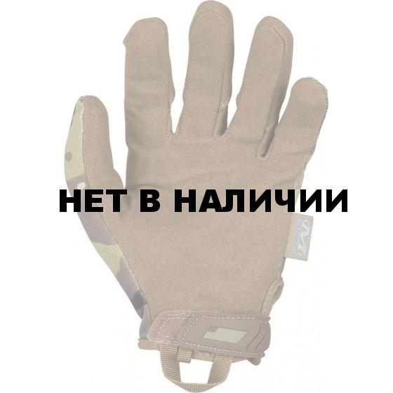 Перчатки Mechanix Wear тактические Original multicam